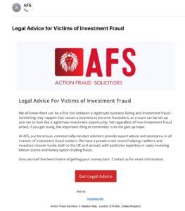 The PFI Ltd scam 3